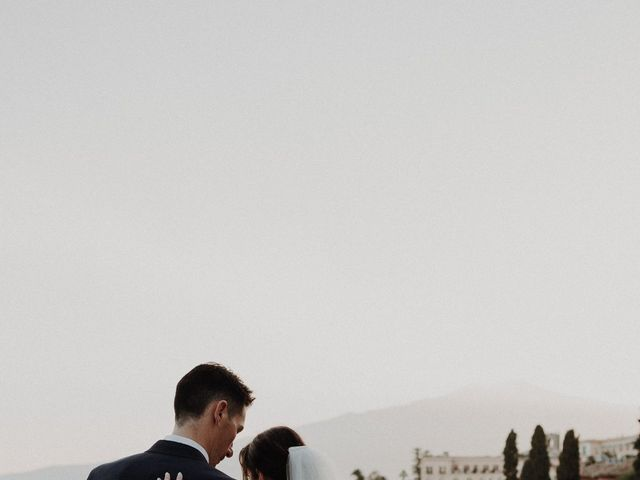 Il matrimonio di Cameron e Michelle a Taormina, Messina 99