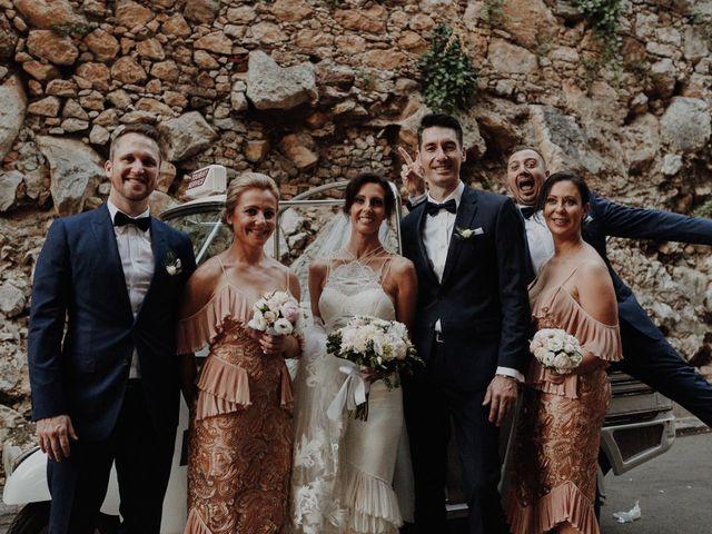 Il matrimonio di Cameron e Michelle a Taormina, Messina 107