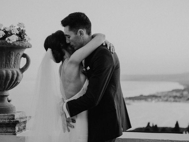 Il matrimonio di Cameron e Michelle a Taormina, Messina 110