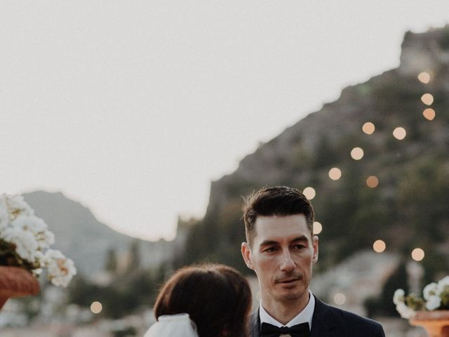 Il matrimonio di Cameron e Michelle a Taormina, Messina 111