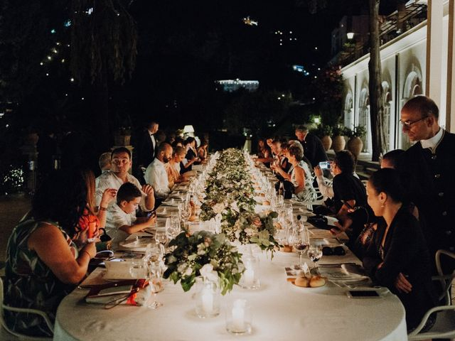 Il matrimonio di Cameron e Michelle a Taormina, Messina 119