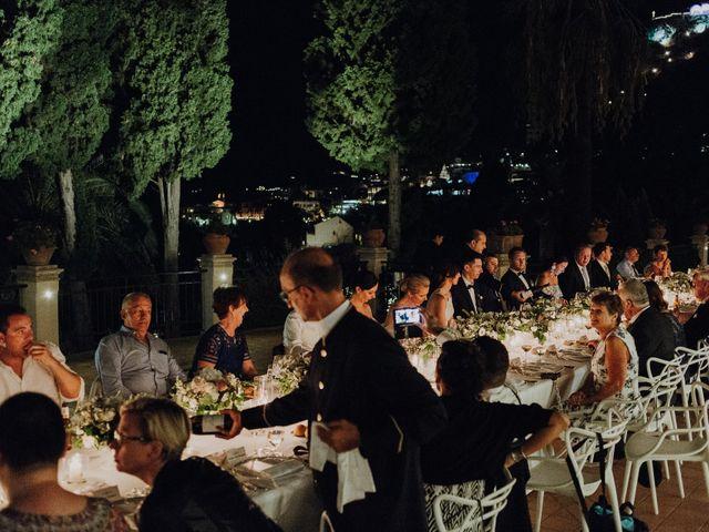 Il matrimonio di Cameron e Michelle a Taormina, Messina 120