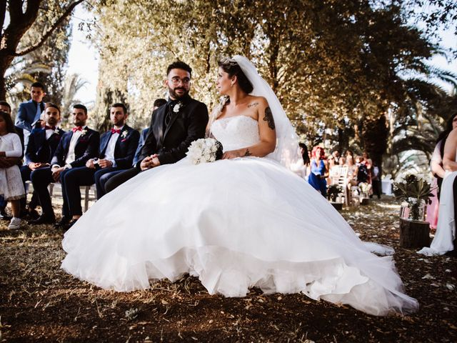Il matrimonio di Eleonora e Giacomo a Latina, Latina 56