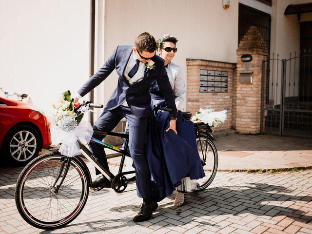 Il matrimonio di Paolo e Clara a Vigevano, Pavia 33