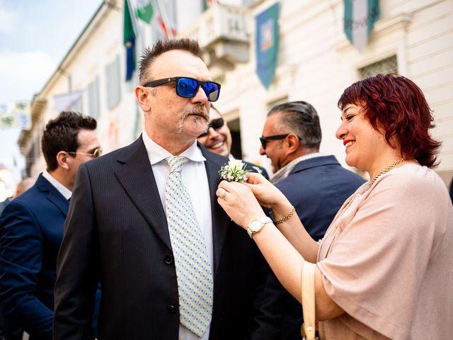 Il matrimonio di Paolo e Clara a Vigevano, Pavia 38
