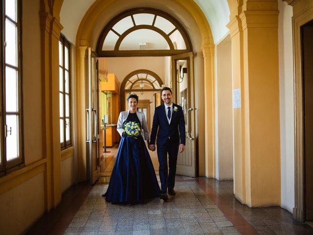 Il matrimonio di Paolo e Clara a Vigevano, Pavia 40
