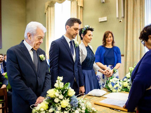 Il matrimonio di Paolo e Clara a Vigevano, Pavia 42