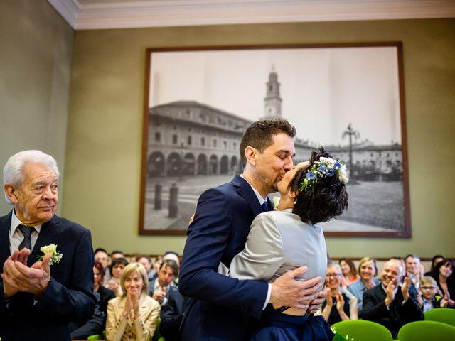 Il matrimonio di Paolo e Clara a Vigevano, Pavia 45