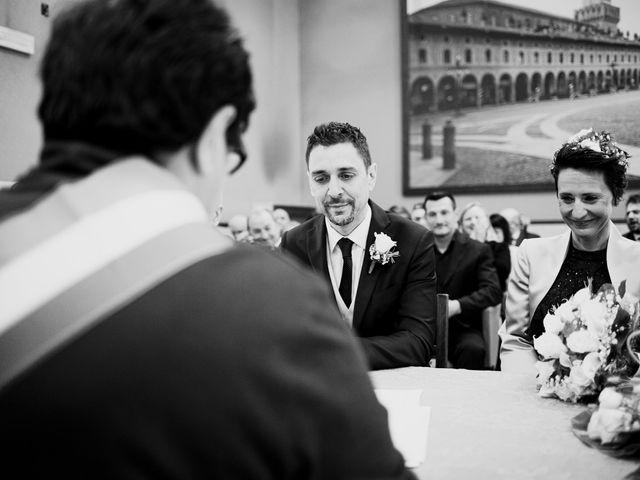 Il matrimonio di Paolo e Clara a Vigevano, Pavia 46