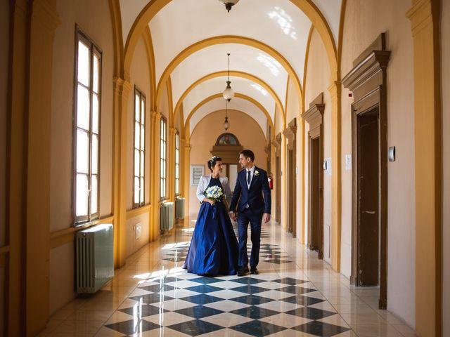 Il matrimonio di Paolo e Clara a Vigevano, Pavia 47