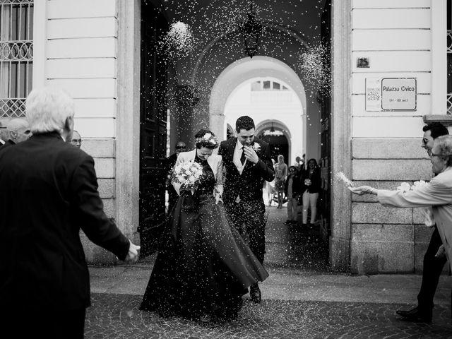 Il matrimonio di Paolo e Clara a Vigevano, Pavia 50