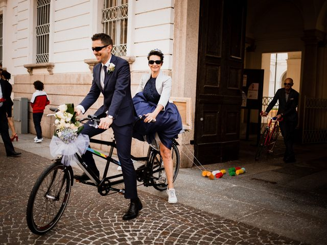 Il matrimonio di Paolo e Clara a Vigevano, Pavia 52