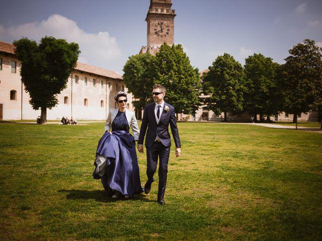 Il matrimonio di Paolo e Clara a Vigevano, Pavia 55