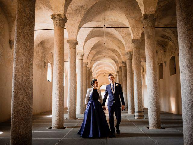 Il matrimonio di Paolo e Clara a Vigevano, Pavia 57