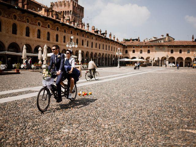 Il matrimonio di Paolo e Clara a Vigevano, Pavia 59
