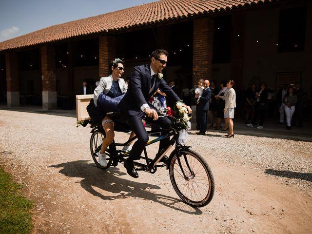 Il matrimonio di Paolo e Clara a Vigevano, Pavia 64