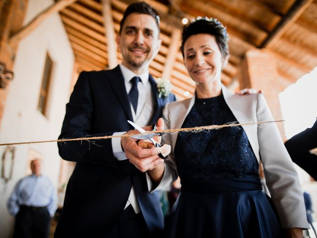Il matrimonio di Paolo e Clara a Vigevano, Pavia 68