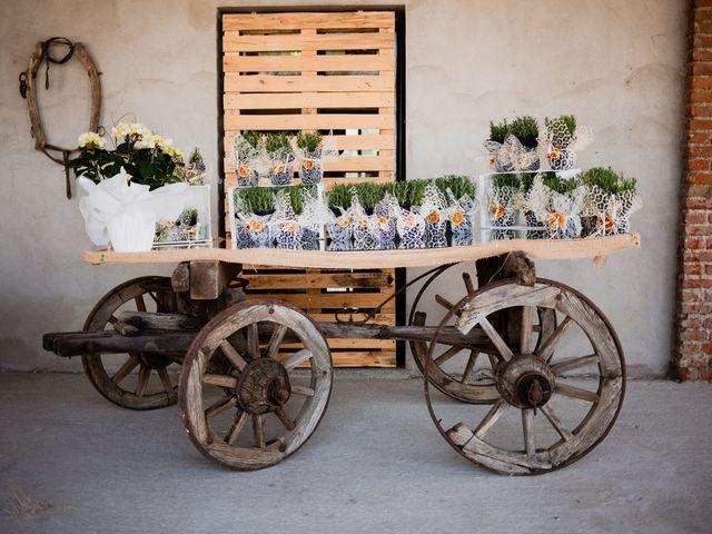 Il matrimonio di Paolo e Clara a Vigevano, Pavia 76