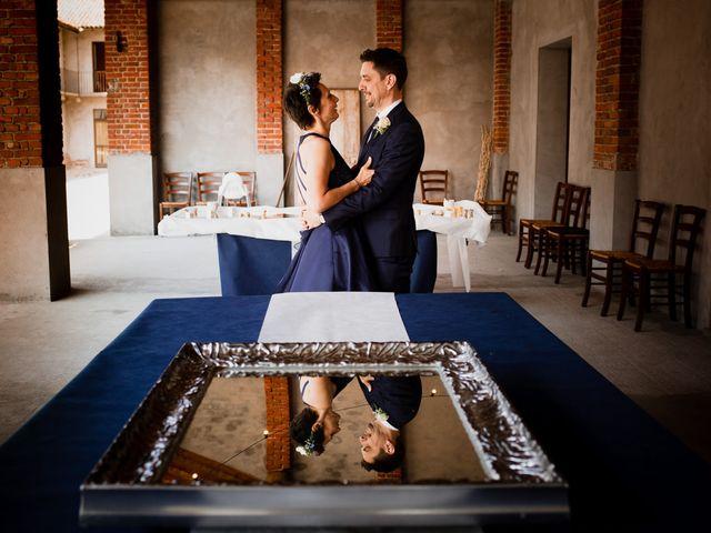 Il matrimonio di Paolo e Clara a Vigevano, Pavia 79