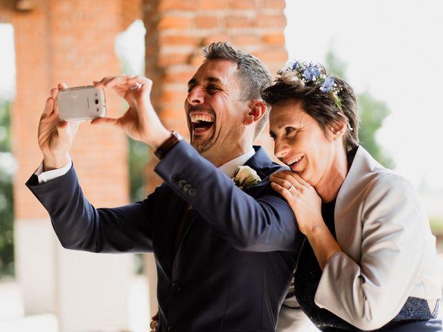 Il matrimonio di Paolo e Clara a Vigevano, Pavia 85