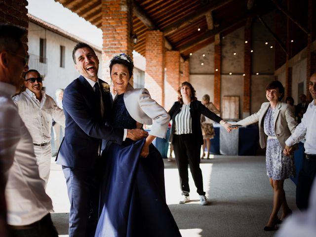 Il matrimonio di Paolo e Clara a Vigevano, Pavia 94