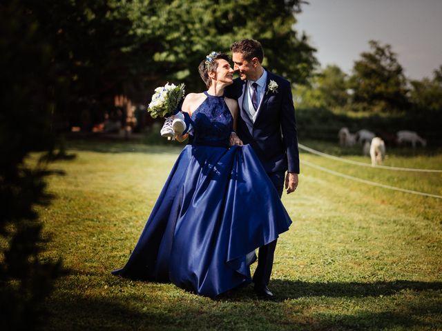 Il matrimonio di Paolo e Clara a Vigevano, Pavia 100