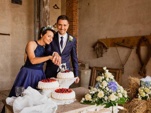 Il matrimonio di Paolo e Clara a Vigevano, Pavia 108