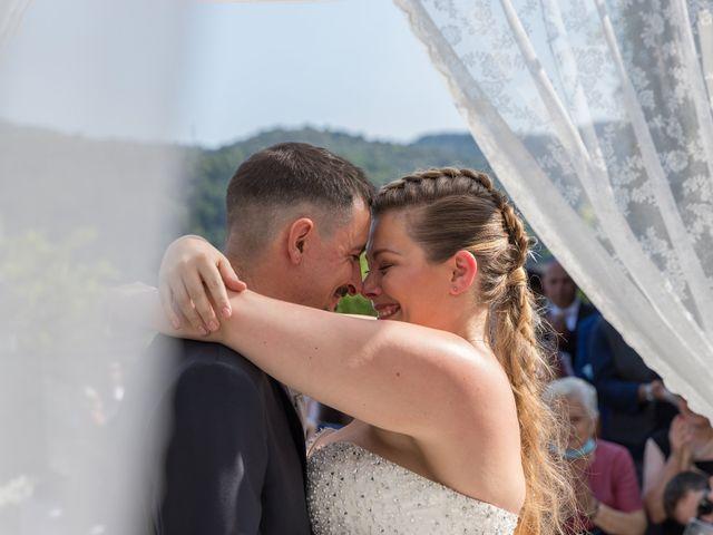 Le nozze di Liliana e Claudio