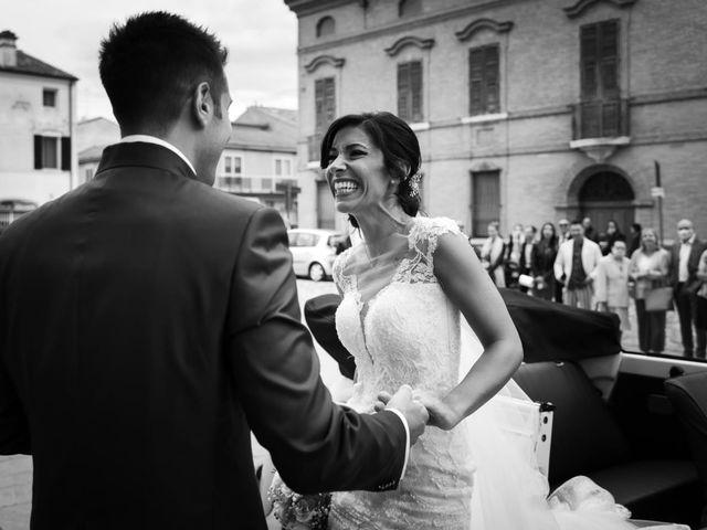 Il matrimonio di Matteo  e Beatrice  a Comacchio, Ferrara 3