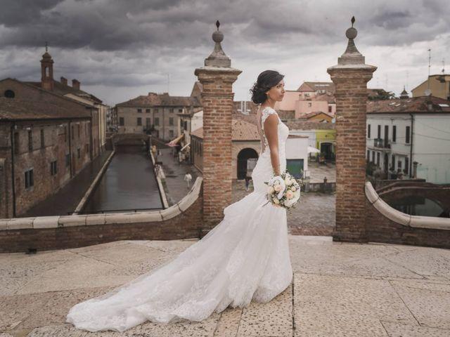 Il matrimonio di Matteo  e Beatrice  a Comacchio, Ferrara 10