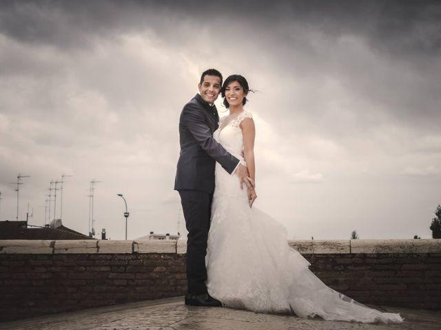 Il matrimonio di Matteo  e Beatrice  a Comacchio, Ferrara 11