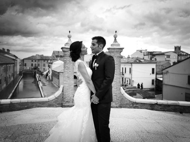 Il matrimonio di Matteo  e Beatrice  a Comacchio, Ferrara 23