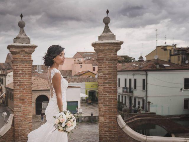 Il matrimonio di Matteo  e Beatrice  a Comacchio, Ferrara 27