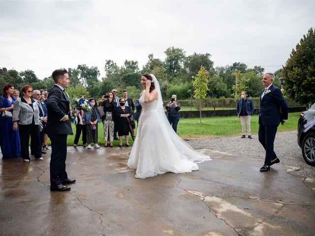 Il matrimonio di Michele e Angelica a Bergamo, Bergamo 33