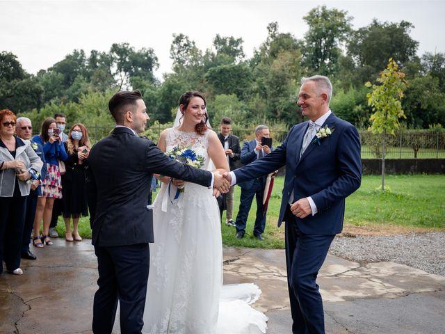 Il matrimonio di Michele e Angelica a Bergamo, Bergamo 35