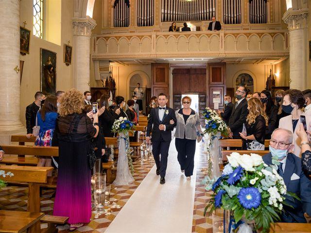 Il matrimonio di Michele e Angelica a Bergamo, Bergamo 36