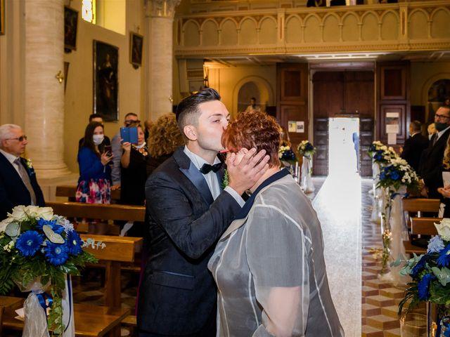 Il matrimonio di Michele e Angelica a Bergamo, Bergamo 37