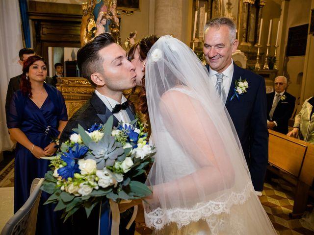 Il matrimonio di Michele e Angelica a Bergamo, Bergamo 39