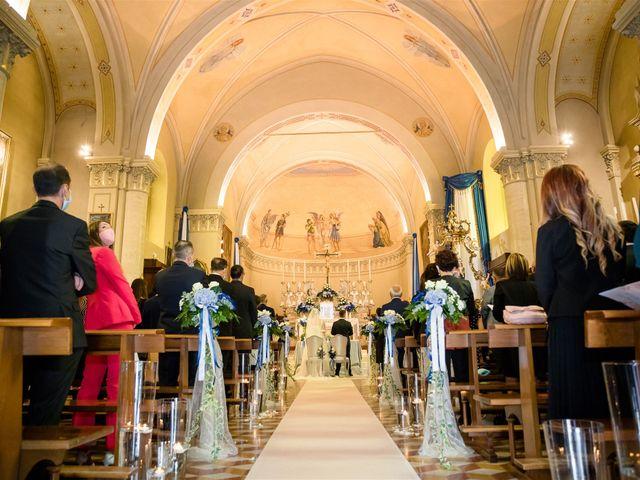 Il matrimonio di Michele e Angelica a Bergamo, Bergamo 41