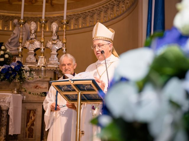 Il matrimonio di Michele e Angelica a Bergamo, Bergamo 42