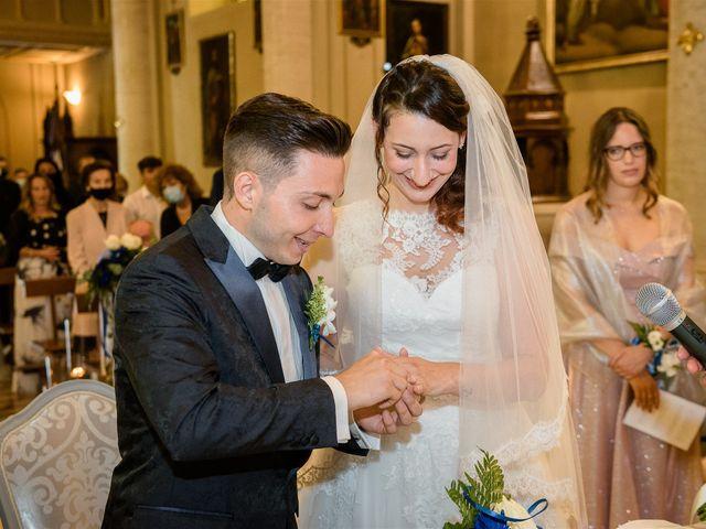 Il matrimonio di Michele e Angelica a Bergamo, Bergamo 43