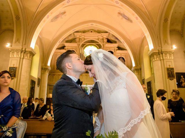 Il matrimonio di Michele e Angelica a Bergamo, Bergamo 44