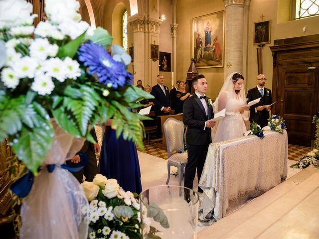 Il matrimonio di Michele e Angelica a Bergamo, Bergamo 45