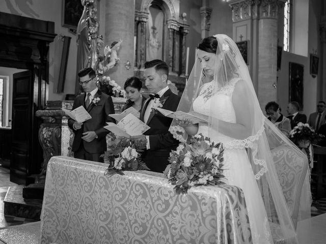 Il matrimonio di Michele e Angelica a Bergamo, Bergamo 46