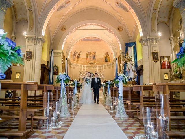 Il matrimonio di Michele e Angelica a Bergamo, Bergamo 47