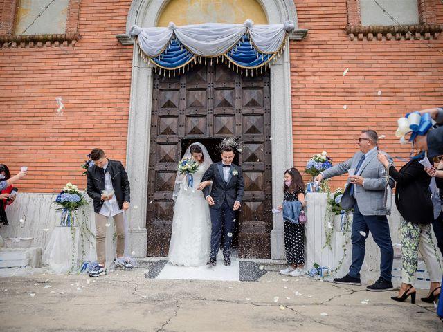 Il matrimonio di Michele e Angelica a Bergamo, Bergamo 48