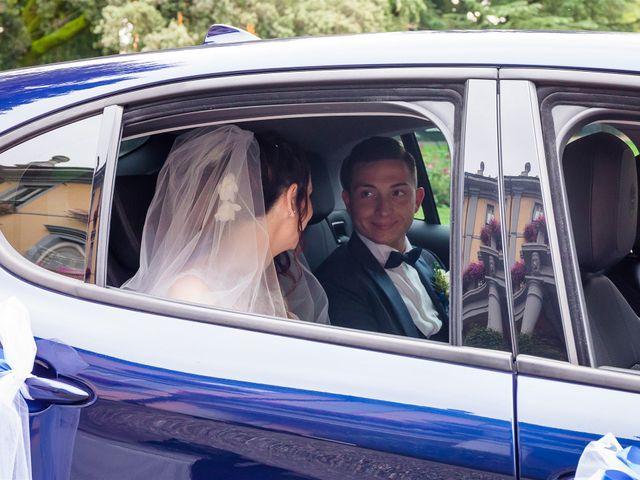 Il matrimonio di Michele e Angelica a Bergamo, Bergamo 54