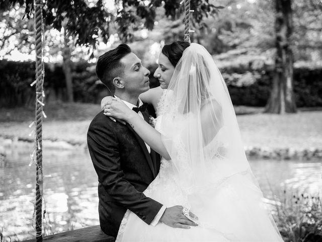Il matrimonio di Michele e Angelica a Bergamo, Bergamo 57
