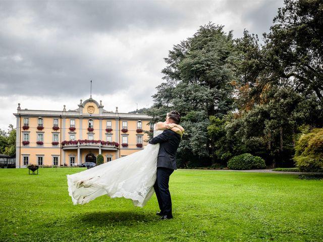 Il matrimonio di Michele e Angelica a Bergamo, Bergamo 62