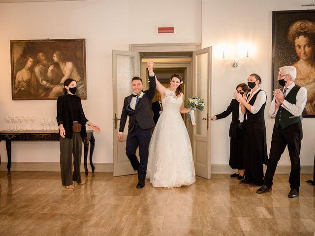 Il matrimonio di Michele e Angelica a Bergamo, Bergamo 65